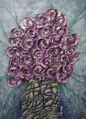 30 x 40   Blumenstrauss