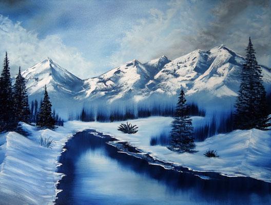 80 x 60 | Winterzauber