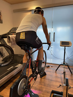 ALP cycling - Spiroergometrie by Christoph Ladits PTS - Professional Training System