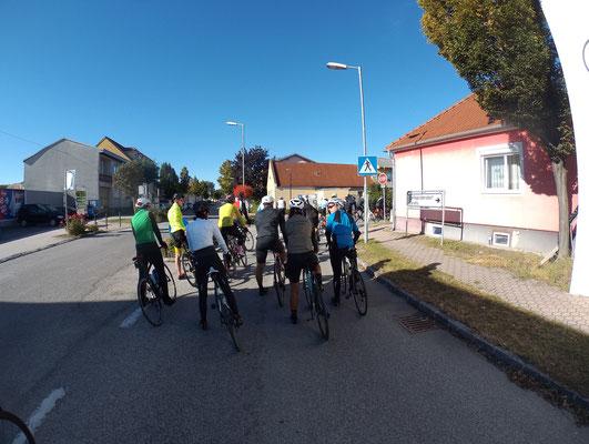 ALP Saisonabschluss Ausfahrt 2020 - Athletics Leithaprodersdorf #alpcycling