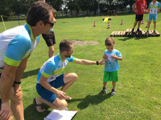 Athletics Leithaprodersdorf - Kinder- und Jugendtage 2018 - Kinder-Radparcours