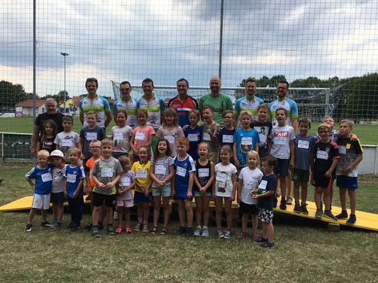 2. Kinder-Fahrradparcours - Athletics Leithaprodersdorf
