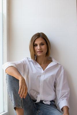 Mia Ronovsky, Das Yogaprojekt Baden, Anna Grünauer Photography