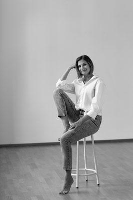 Mia Ronovsky, Das Yogaprojekt, Baden Passion, photo: Anna Grünauer