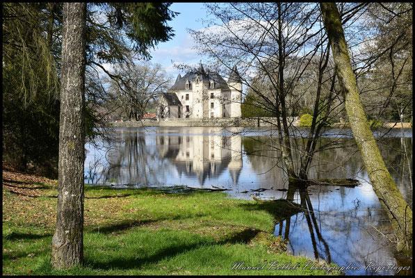 chateau de Nieul 87