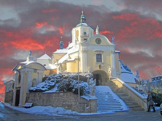 Hamp Erich, Bergkirche in Eisenstadt