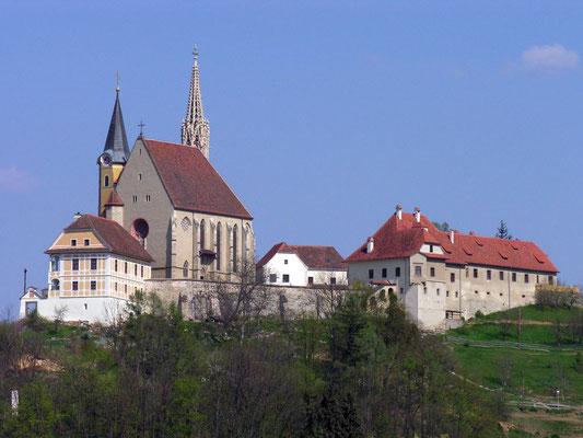 Hans Gerd Baier - Kirche Straßengel