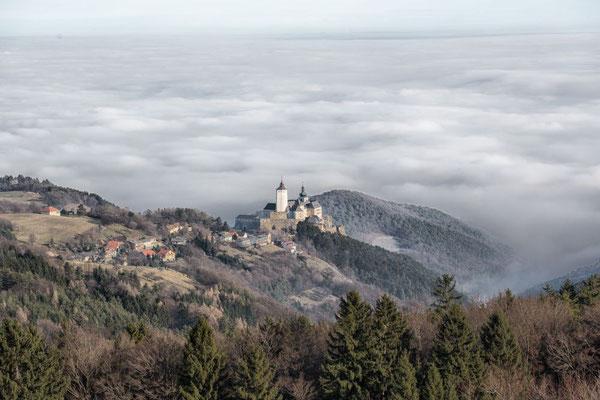 Pinter Stefan, Burg Forchtenstein