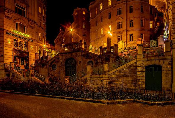 © Franz Svoboda, Wien, Filigraderstiege