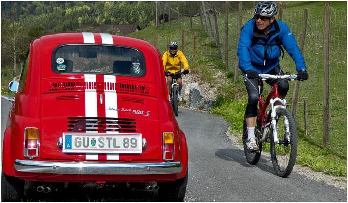Wolfgang Hinz - Steirische Rennfahrer