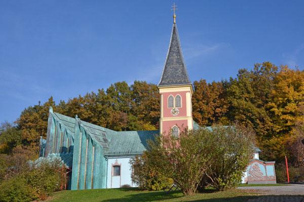 E. Fuchs Kirche in Thal
