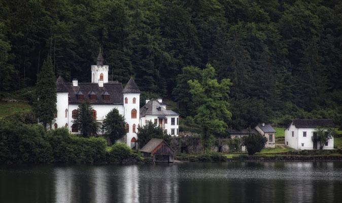KIRCHMAIR Heike, Schloss Grub am Hallstättersee