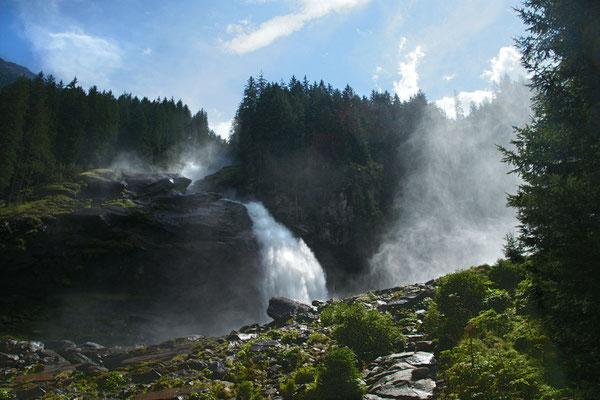 © Werner Staudner, Krimmler Wasserfälle