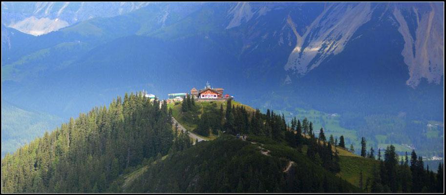 Manfred Grabner - Krummholzhütte im Ennstal