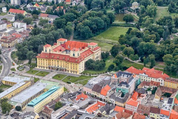 Pinter Stefan, Schloß Esterházy in Eisenstadt