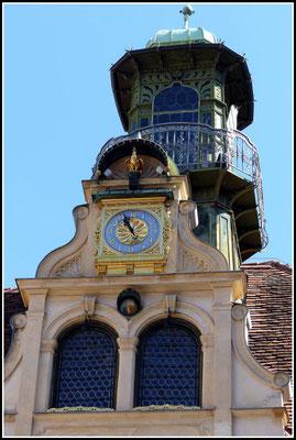 Karl Pabi - Graz Glockenspielplatz