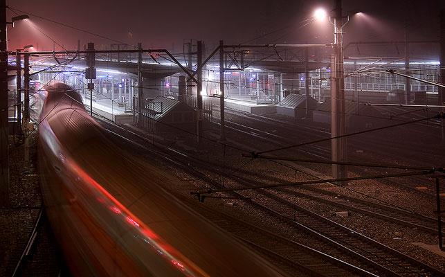 © Maria Bein, Wien, Bahnhof Meidling