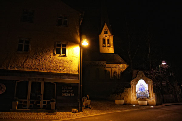 KUEN Andreas, Pfarrkirche Mariä Himmelfahrt in Imst