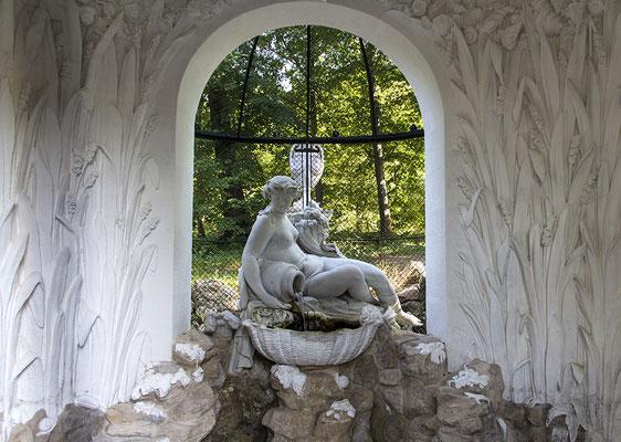© Schoß Schönnbrunn / Maria Bein, Wien, Schönbrunn, der Schöne Brunnen