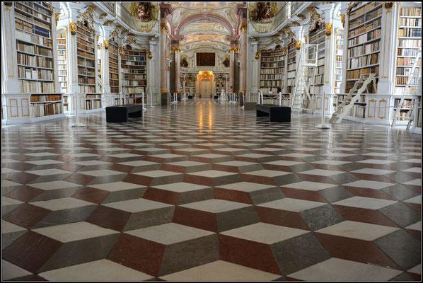 © Stift Admont / Manfred Grabner - Stiftsbibliothek Admont