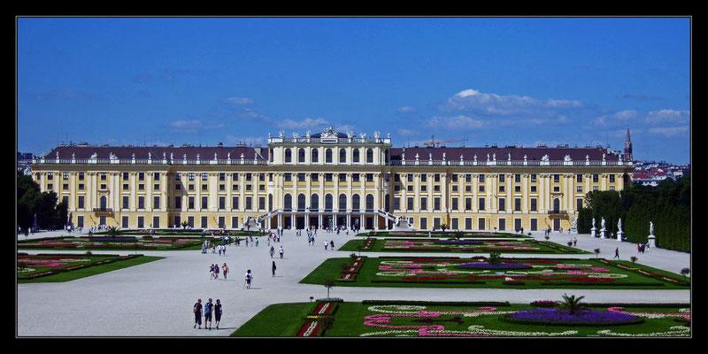 Franz Wippel - Schloß Schönbrunn / mit freundlicher Genehmigung der Schloß Schönbrunn Kultur- und BetriebsgesmbH