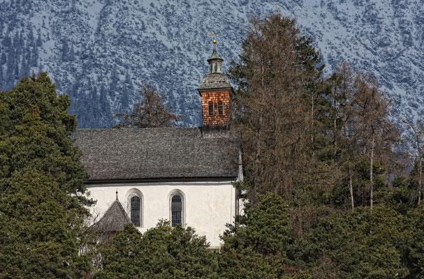 KUEN Andreas, Laurentiuskirche in Imst - eine der ältesten Kirchen Nordtirols