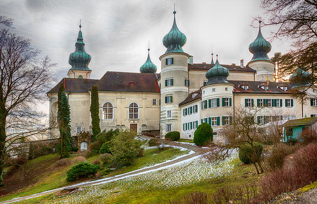 © Heinrich Winkler, Schloß Artstetten