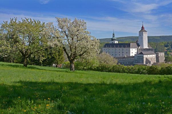 Erwin Baier - Burg Forchtenstein