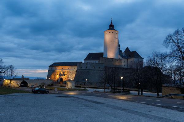 Piribauer Peter, Burg Forchtenstein