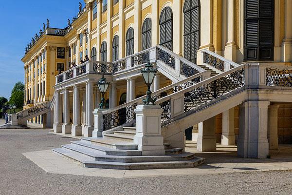 © Schloß Schönbrunn / Franz Svoboda, Wien, Schloß Schönbrunn