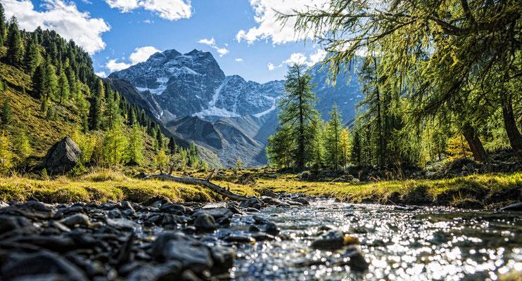 WOHLFARTER Raphael, Rofelewand in den Ötztaler Alpen