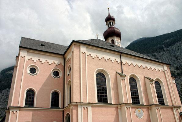KUEN Andreas, Pfarrkirche von Nassereith