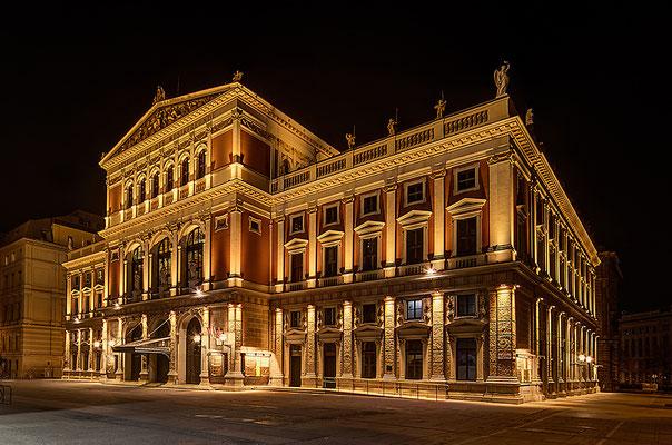© Franz Svoboda, Wien, Musikverein