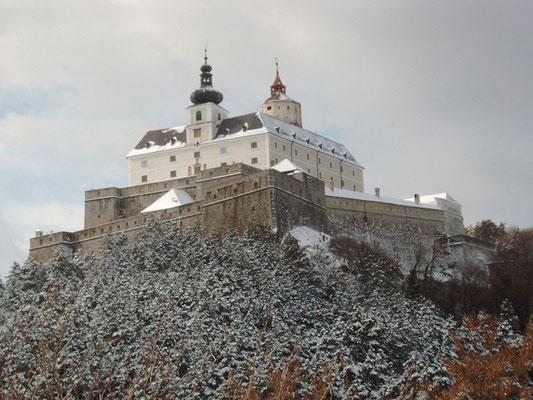 Hamp Erich, Burg Forchtenstein