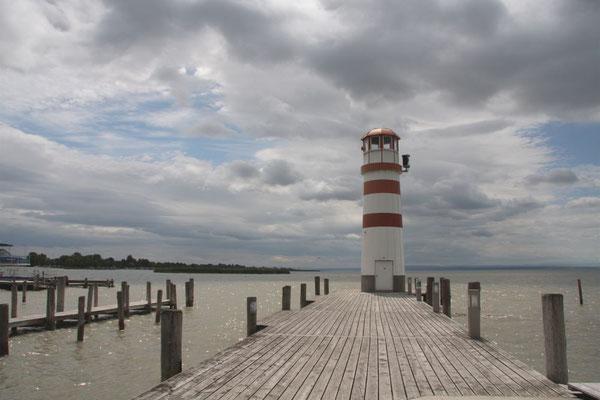 Blazic Hannelore, Leuchtturm in Podersdorf