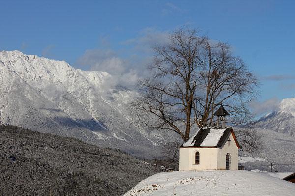 PLATTNER Angela, Kapelle im Weiler Höfle Imsterberg