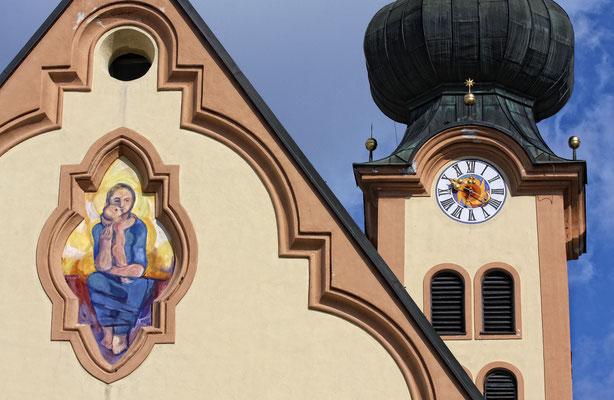 KUEN Andreas, Johanneskirche in Imst