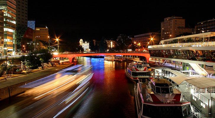© Maria Bein, Donaukanal