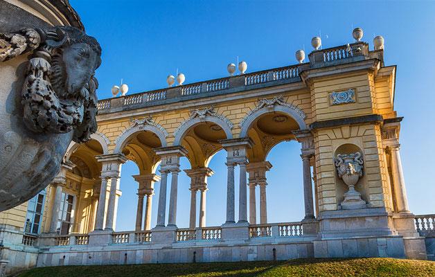 © Schoß Schönnbrunn / Maria Bein, Wien, Gloriette in Schönbrunn