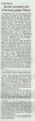 Wetterauer Zeitung, 20. August 2019