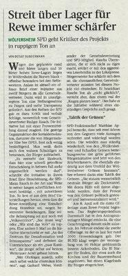 Frankfurter Rundschau, 3. April 2019