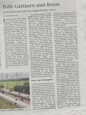 Frankfurter Rundschau, 17. Juli 2018