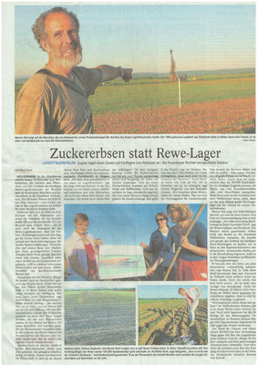 Wetterauer Zeitung, 12. Mai 2018