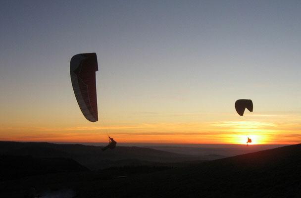 5.) Sonnenreiter - Paraglider