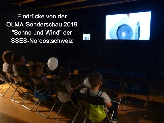 """OLMA-Sonderschau """"Sonne + Wind"""""""