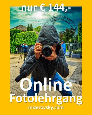 Online Foto Lehrgang