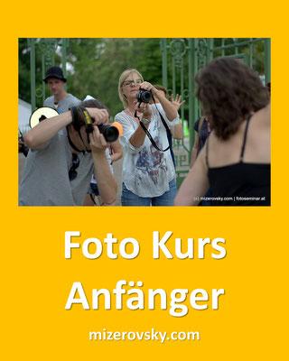 Foto Kurs Anfänger