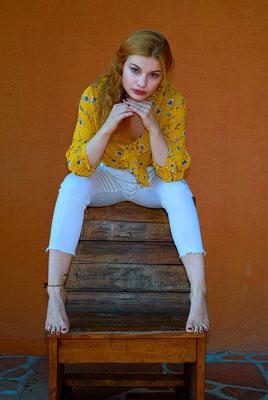 Model Rebekka @littlebekka