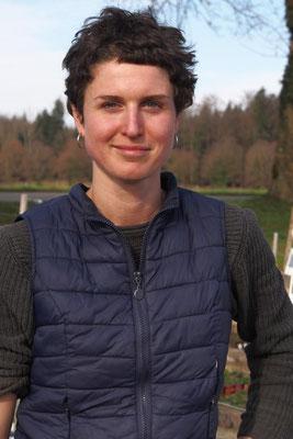Anna Gschwend, Staudengärtnerin