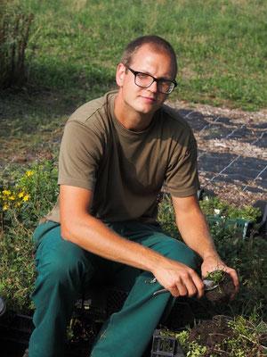 Adrian Bettschen, Gärtner, Gemüse